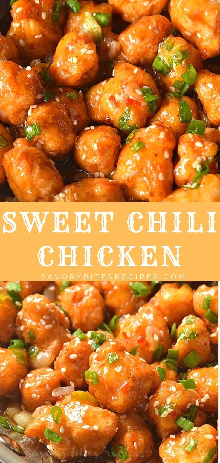 Photo of Make This Best Thai Sweet Chili Chicken