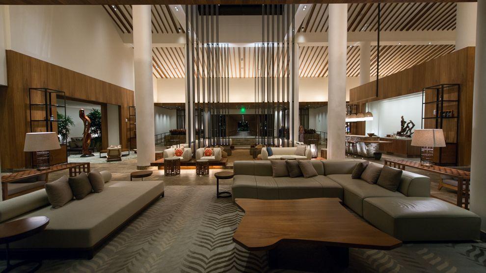 Hyatt Andaz Maui More Lobby Lobby Hotel Lounge