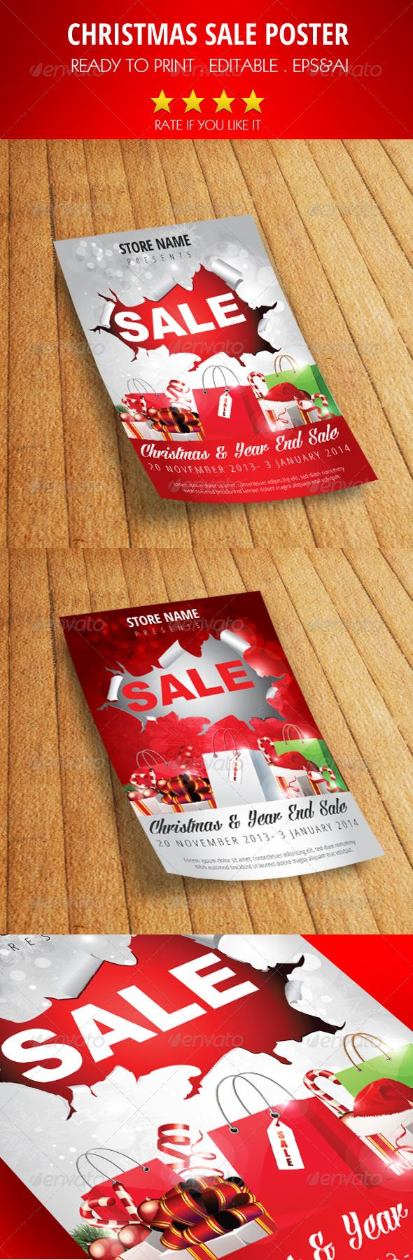 christmas flyer poster fonts tags and christmas christmas flyer poster vector eps holiday flyer poster available