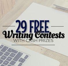 Legitimate essay competitions