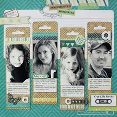 lds missionary scrapbook layouts - Google Search