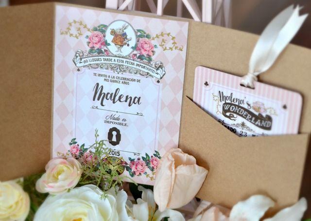 Tarjetas De 15 Tarjetas De Invitación Invitaciones Y