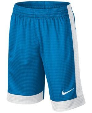 68b5d8867cac3 Nike Assist Shorts, Big Boys - Blue M | Products | Boys nike shorts ...