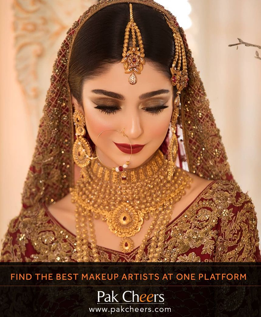 Find the best makeup artists at pakcheers and get your