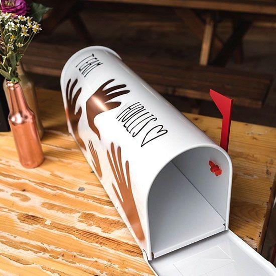 Wedding Card Box Storage Ideas