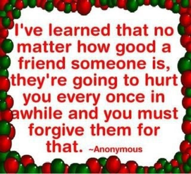 Best Friend Forgiveness Quotes | No comments: | Life and Love ...
