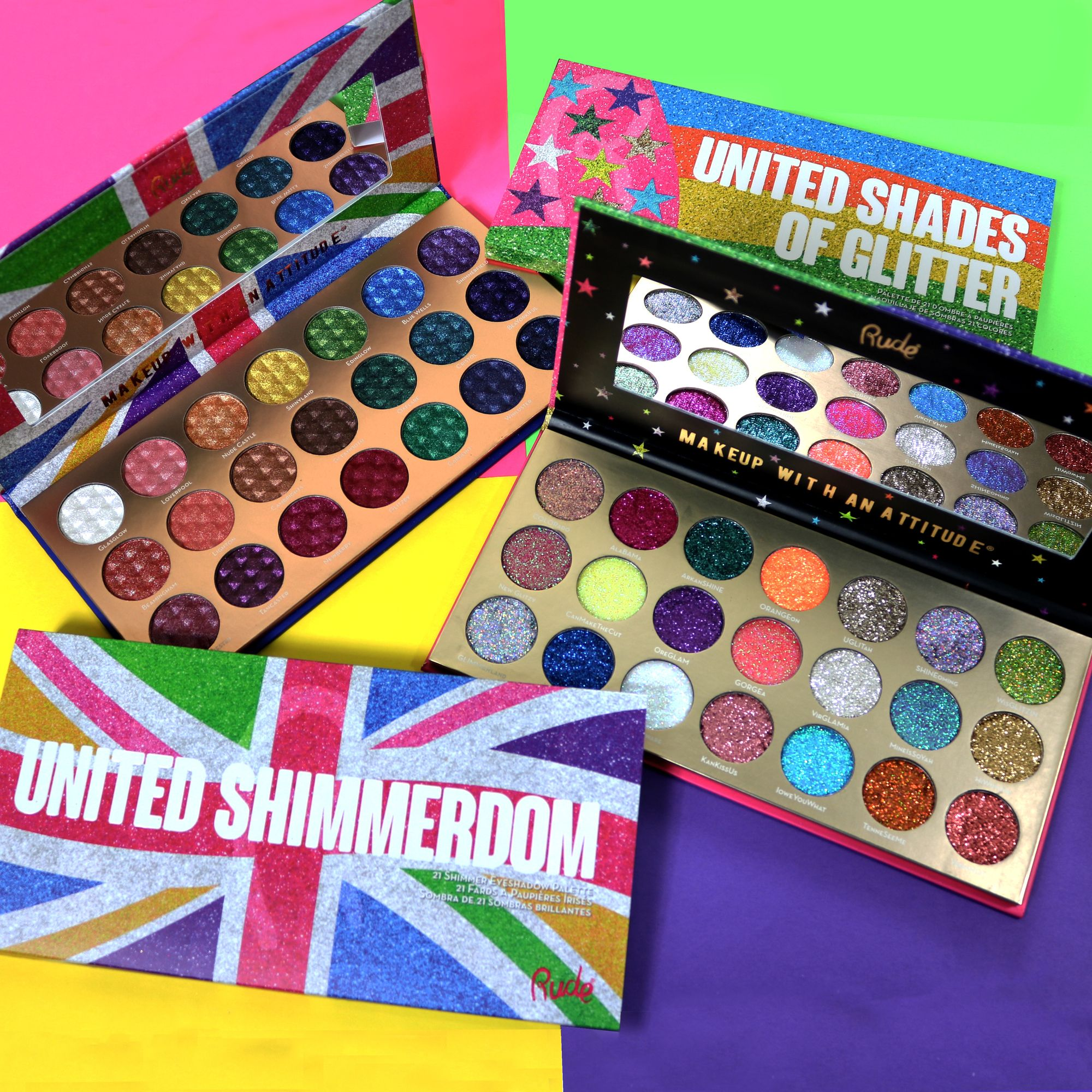 Coming Soon!!! 🎉 Our United Shades of Glitter will be