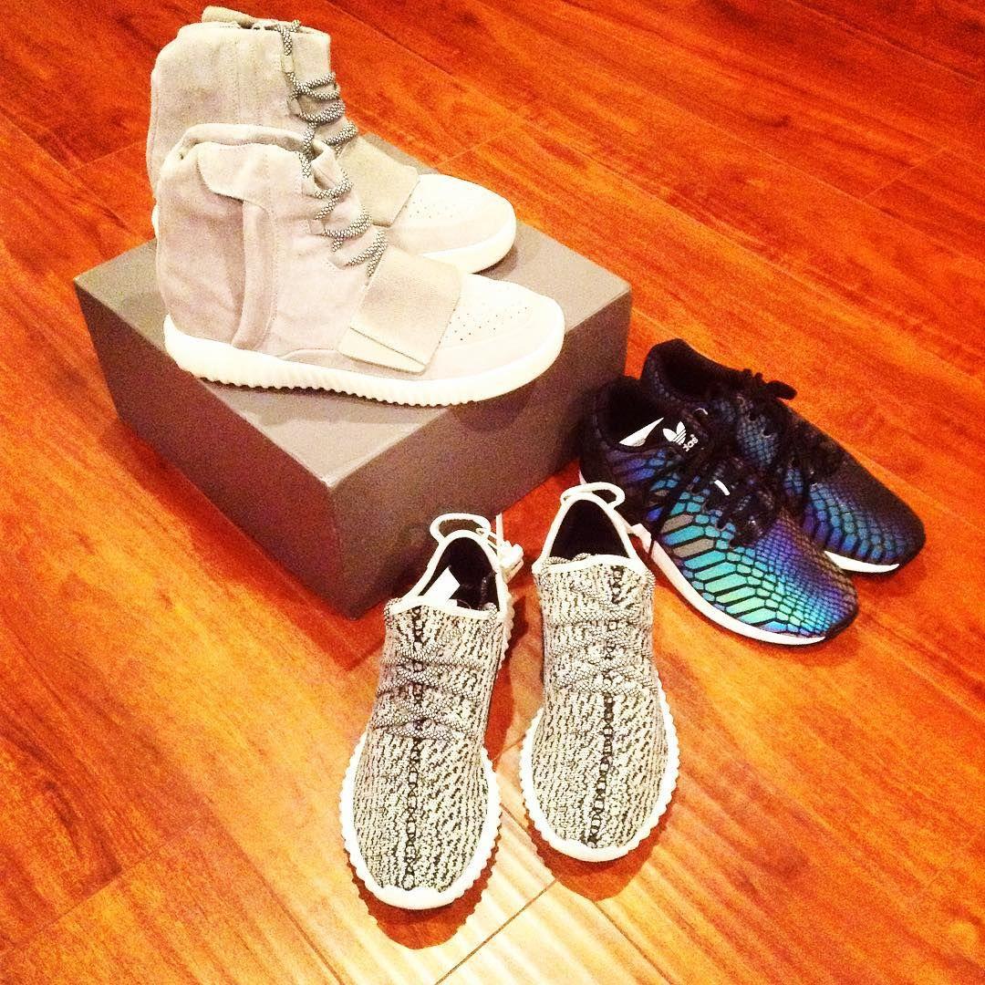 Adidas Fam😏 yeezy750 yeezy350 Adidas ZX flux Xeno