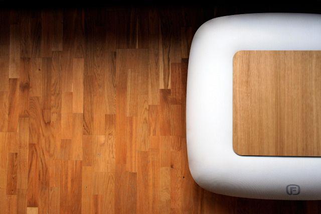 Aufblasbare mobel led beleuchtung fugu  Aufblasbare Möbel mit LED-Beleuchtung für innen und außen von FUGU ...