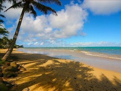 Punaluu Vacation Al Vrbo 64434 3 Br North S Oahu House In Hi Perfect Beach Swim Kayak Snorkel White Sandy