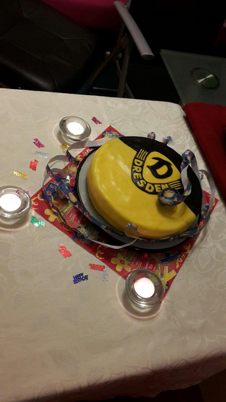 Dynamo Dresden Torte
