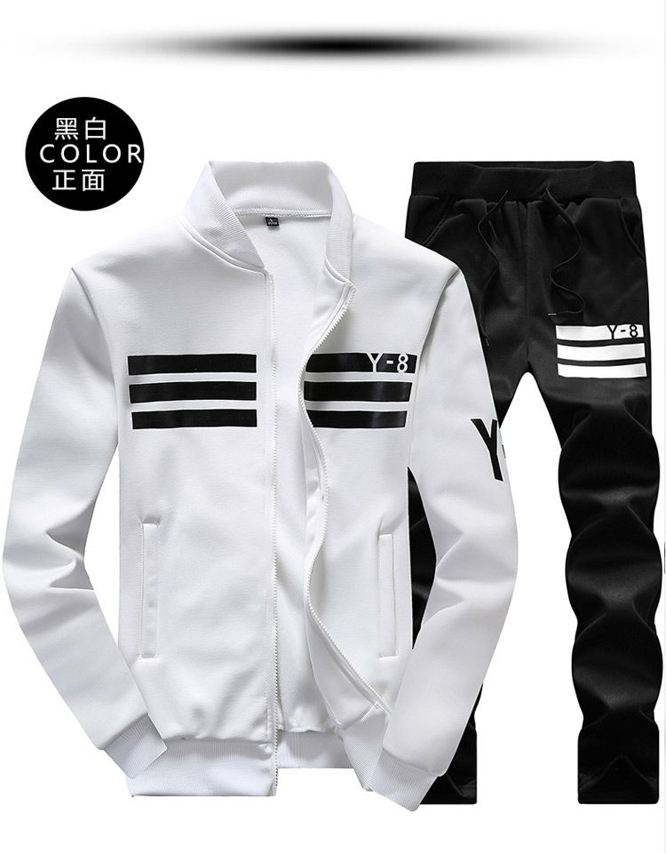 Stripe detail Mens Casual Suits, Mens Suits, Suit Men, Tracksuit Jacket,  Tracksuit 997b13cf151