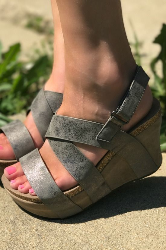 fdbcb312b858 Shoes - Modest Summer fashion arrivals. New Looks and Trends. The Best of  sandals in 2017.
