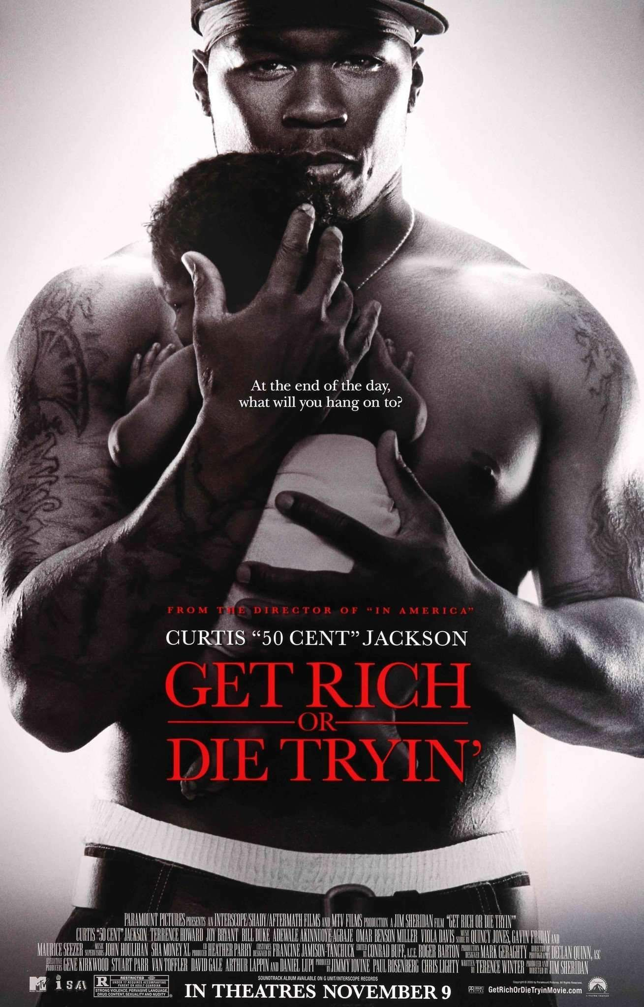 Get Rich Or Die Tryin 2005 How To Get Rich Inspirational Movies Full Movies