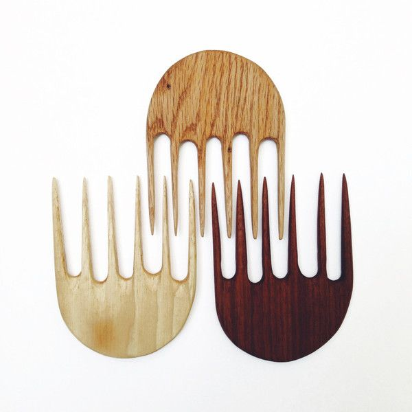 Hand carved comb circle objects of use pinterest