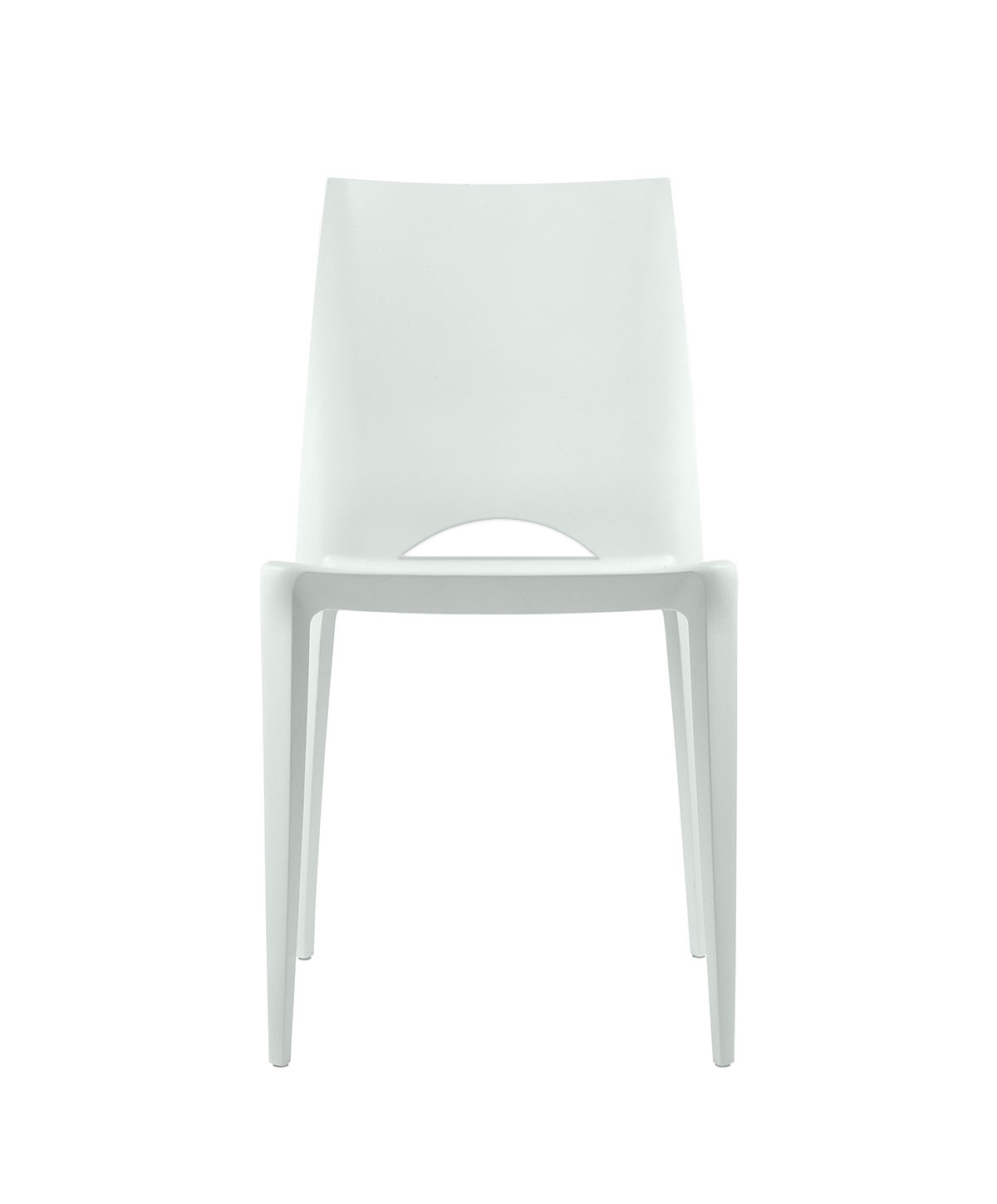 White Stackable Chairs Bellini Stackable Restaurant Dining Chair White Products