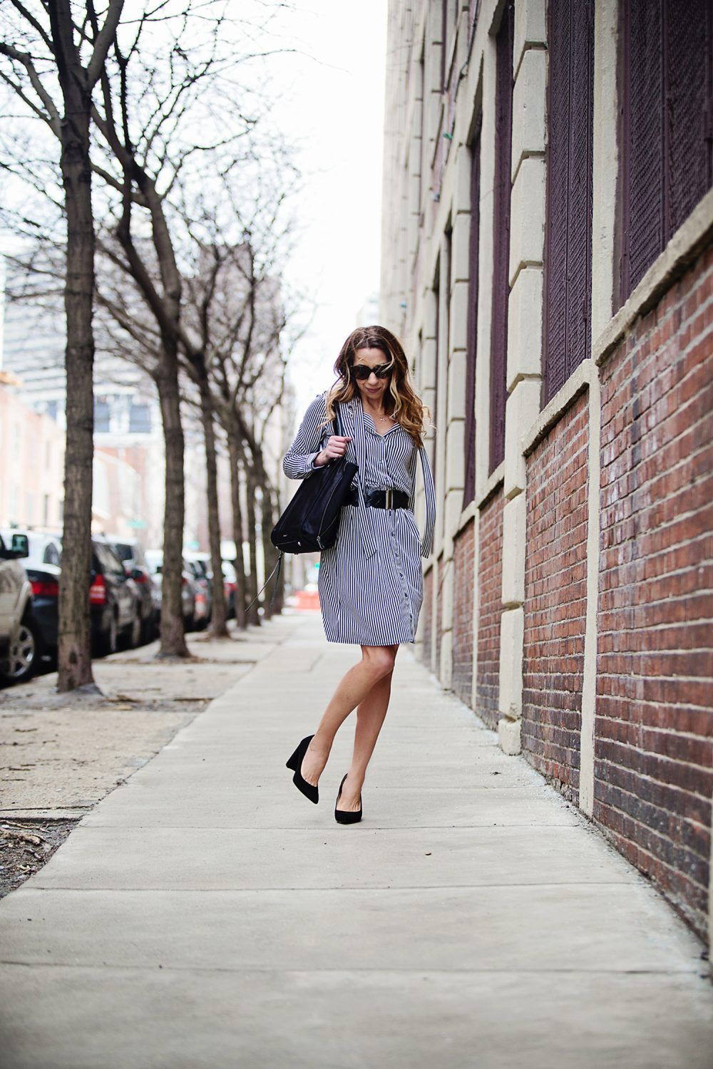 Trend spring shirtdress exclusive photo