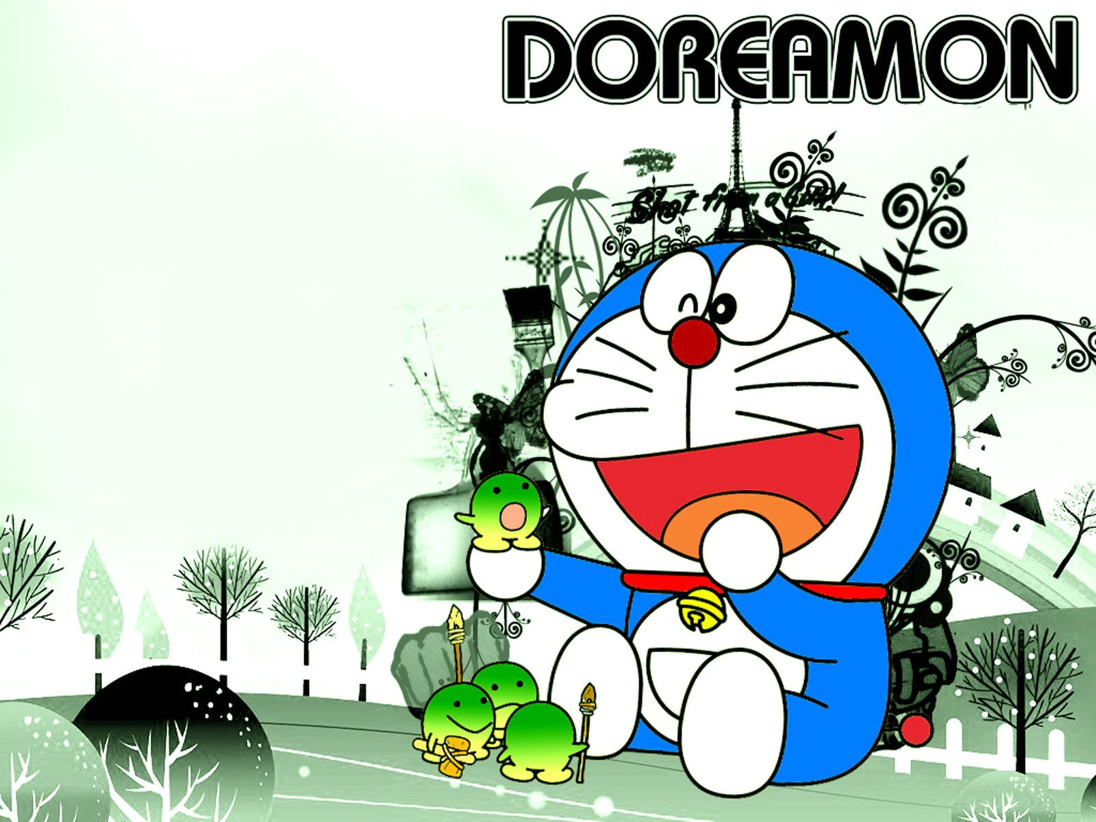 Gambar Doraemon Movies Pinterest Wallpapers
