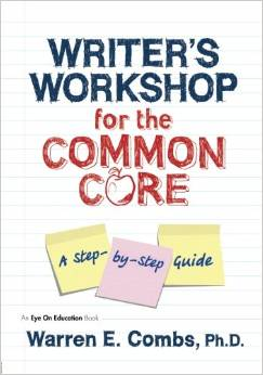 Here is another great #teacher #resource #book about @writer's #workshop: Writer's Workshop for the Common Core: A Step-by-Step Guide