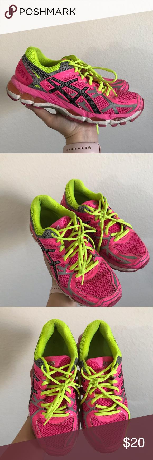 Asics Pink workout Shoes Asics IGS