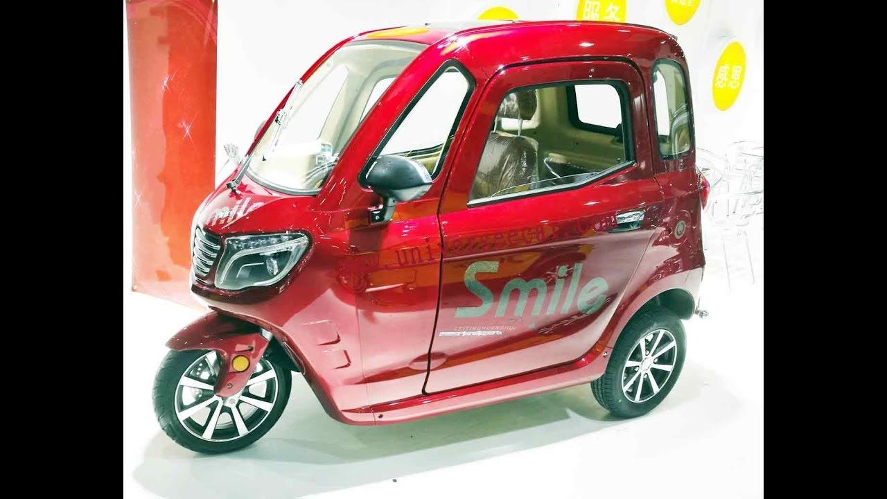 Electric Trike Of Universeecar Ji003 1650 For Europe Toyota Developing Worldfirst Vehicle Wiring Harnesses Recycling