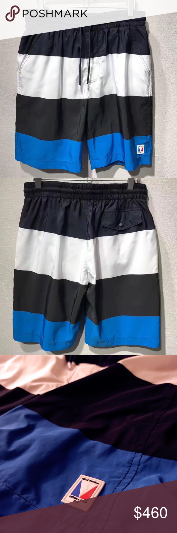 c1bfcd9dac Louis Vuitton America's Cup 2017 limited shorts From the collection of LOUIS  VUITTON 2017 America's cup limited edition items. Used for one summer.