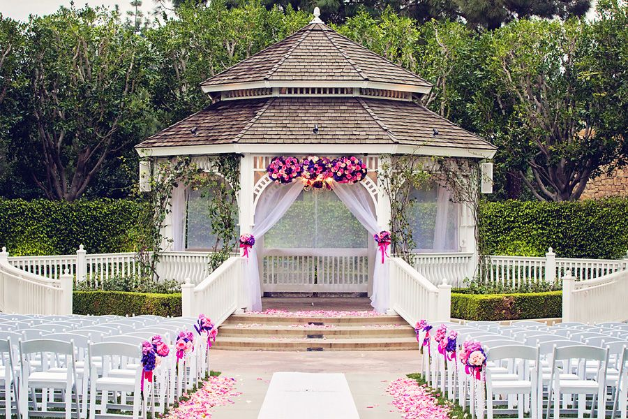 Here Are 8 Ways To Decorate The Rose Court Garden Gazebo For Your Wedding Day And Make It Uniquely Yours
