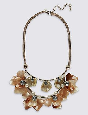 Blooming Layered Necklace