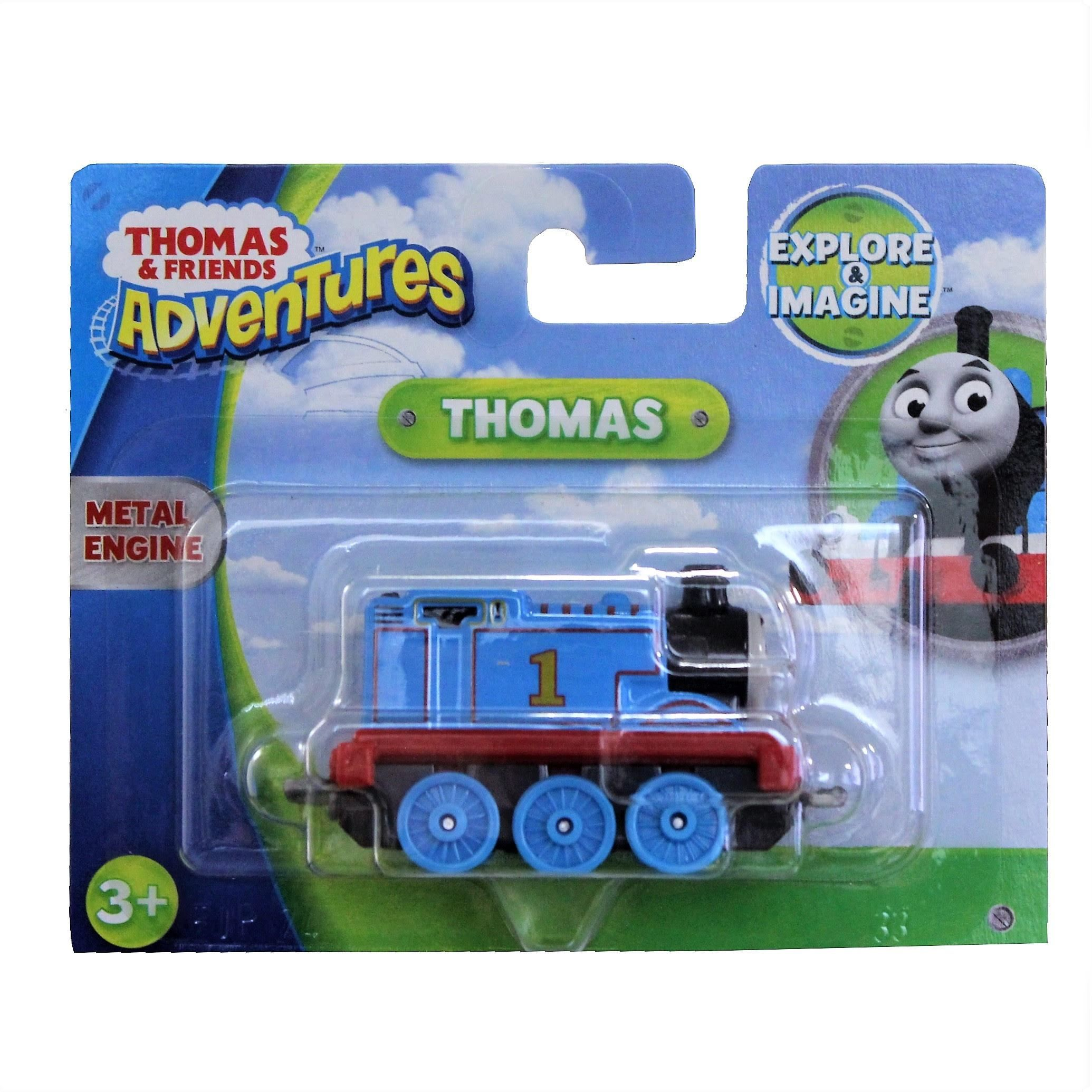 Thomas and Friends Adventure Small Die-Cast Engine - Thomas