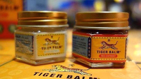 19 utilisations du baume du tigre que vous ignorez. Black Bedroom Furniture Sets. Home Design Ideas