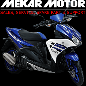 Motor Matic Yamaha Terbaru Yang Terinspirasi Dari Motor Balap Moto