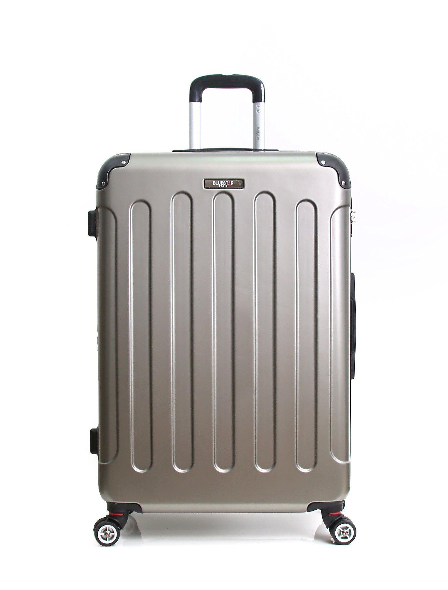 d4f5b46ba0b1 Blue Star Tunis Suitcase, 67 cm, 86 liters, Beige (Champagne) 1 Vali ...