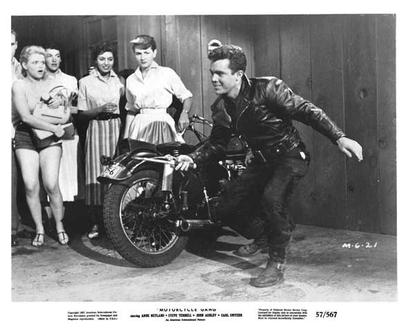 A quick history of the greasers