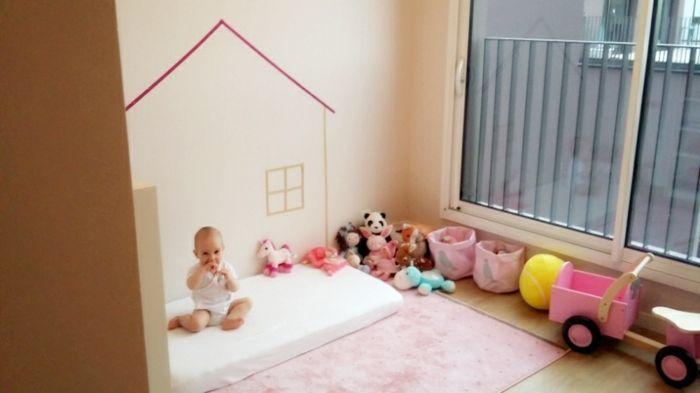 ▷1001+ idées pour aménager une chambre Montessori - exemple de couleur de chambre