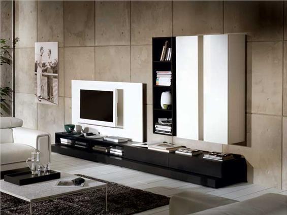 Natuzzi WALL UNITS NOVECENTO Dining cabinet ideas Pinterest - wohnzimmer italienisches design