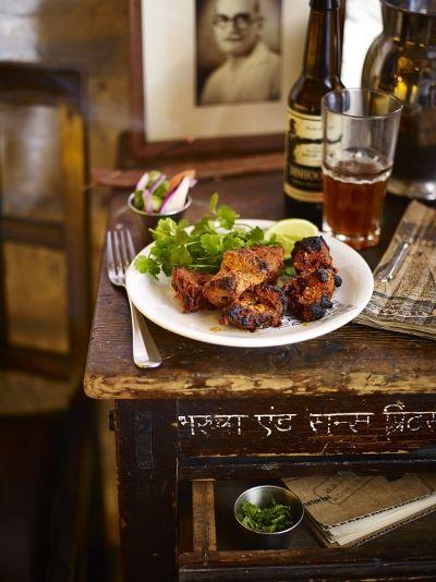 Lamb Boti Kabab | Jamie Oliver