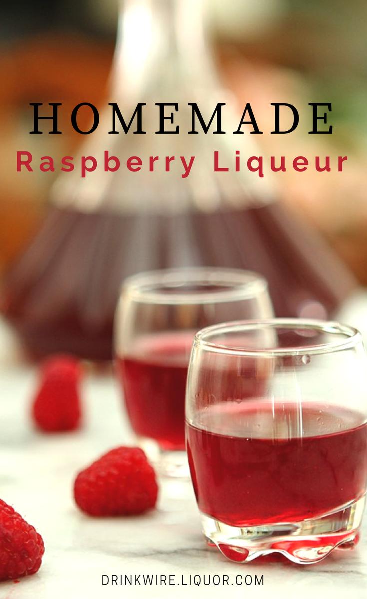 How to make liqueur
