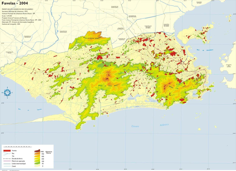 rio de janeiro tourist map pdf