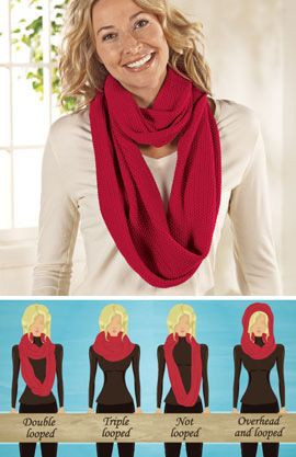 Here are the scarves you are looking for Ashley.