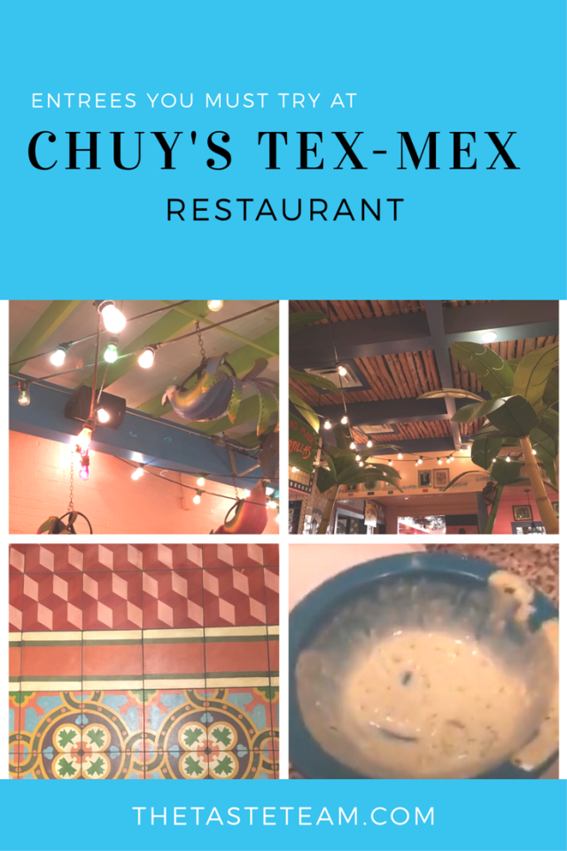 Chuy S A Gainesville Mexican Restaurant You Can T Miss The Taste Team