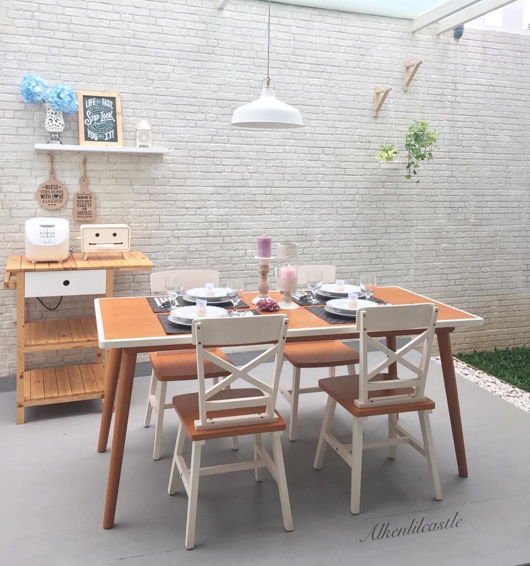 Desain Ruang Keluarga Dan Ruang Makan Minimalis