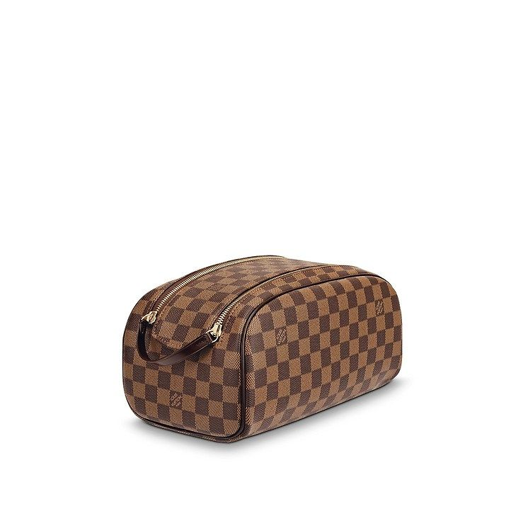 5041ab95eab8 View 2 - Damier Ebene TRAVEL All Collections King Size Toiletry Bag ...
