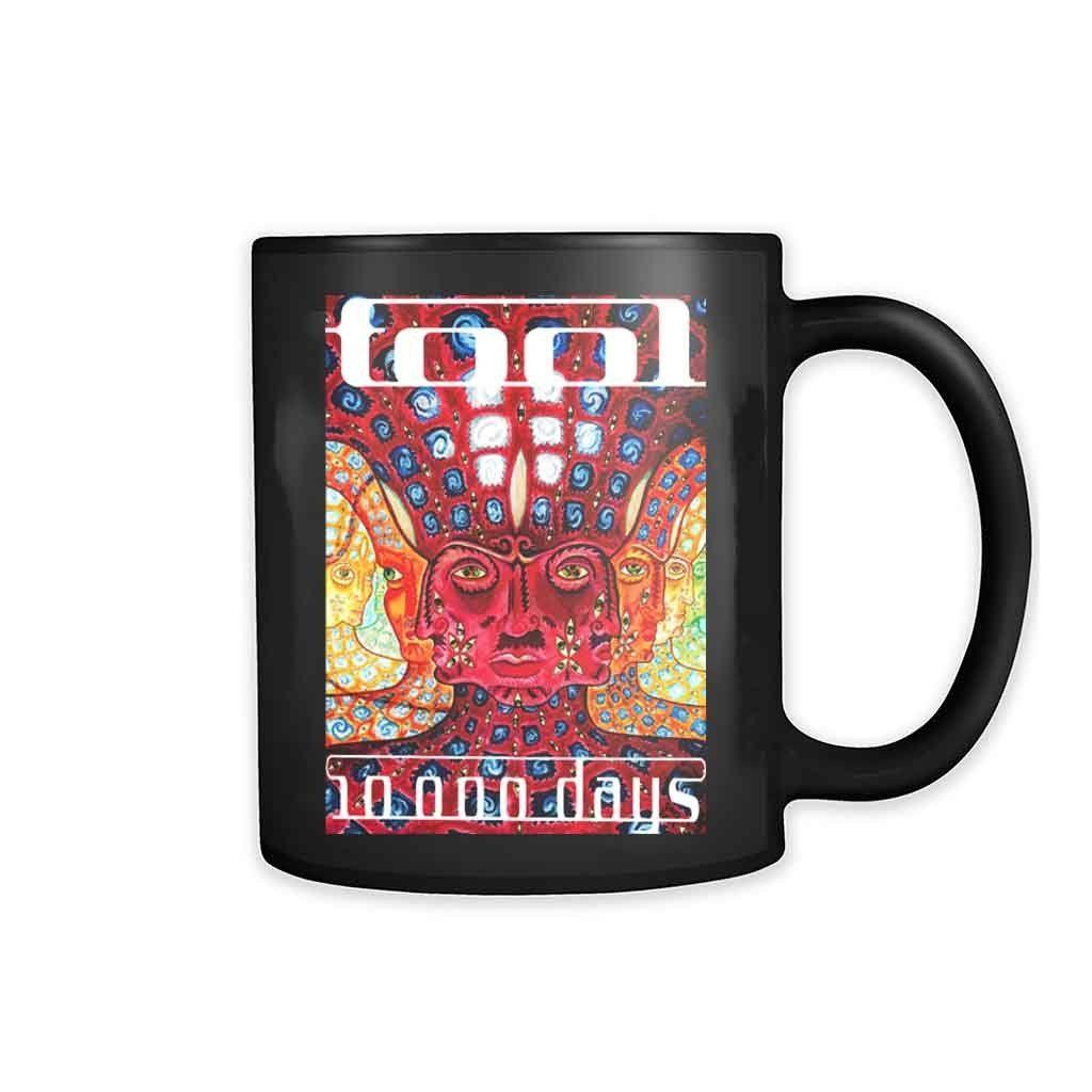 Tool 10000 Days 11oz Mug