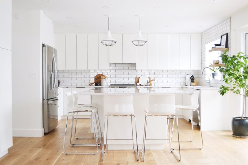 Kitchen Design By Jaclyn Peters ( Floors: Champagne   Regale By Beaulieu  Canada