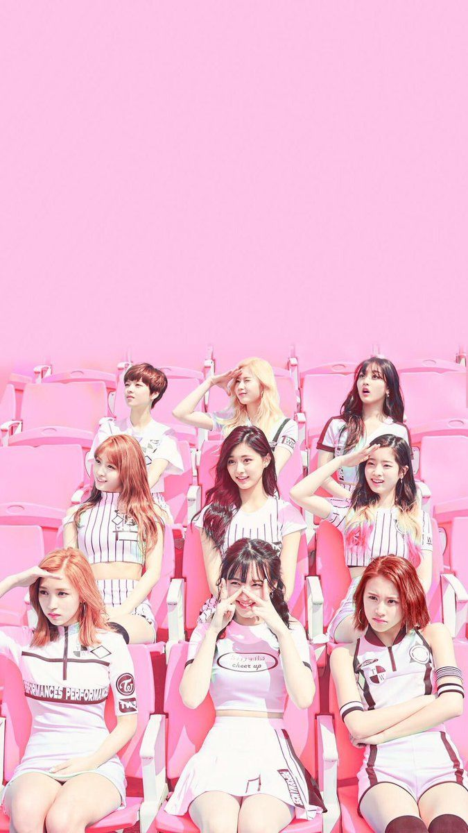pink twice wallpaper twice in 2018 pinterest kpop nayeon and