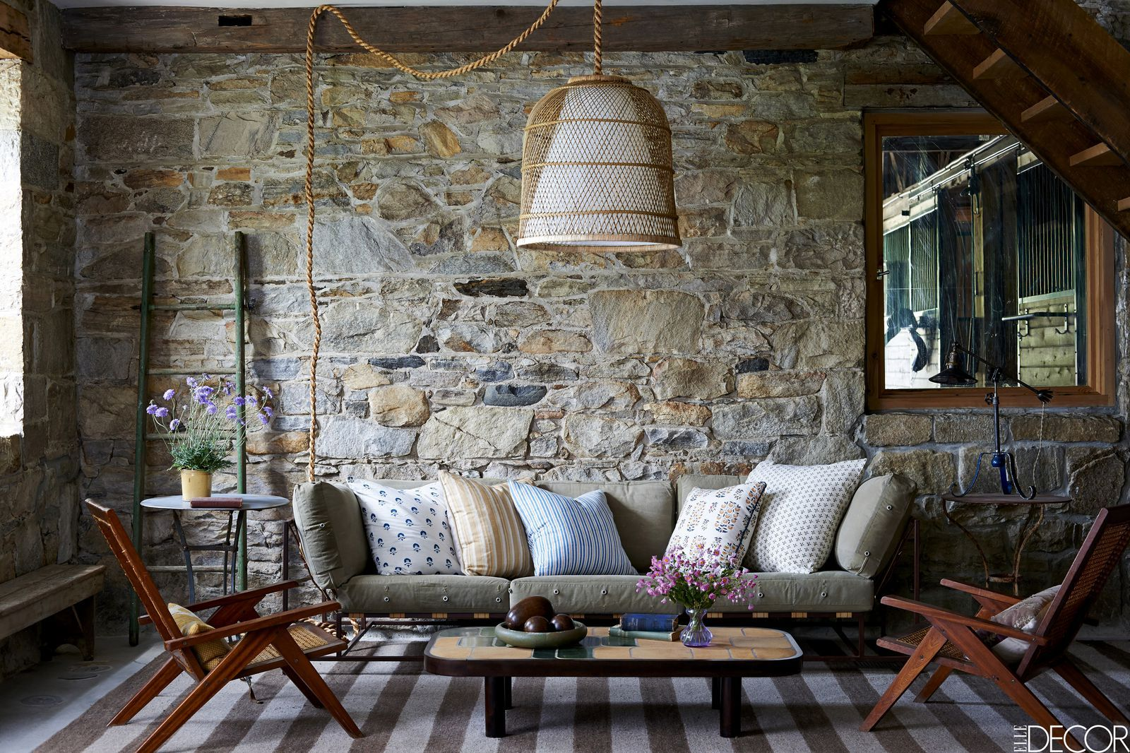 20 Beautiful French Country Living Room Decor Ideas ...