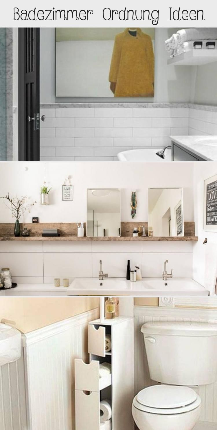 Badezimmer Ordnung Ideen In 2020 With Images Bathroom Vanity Double Vanity Vanity