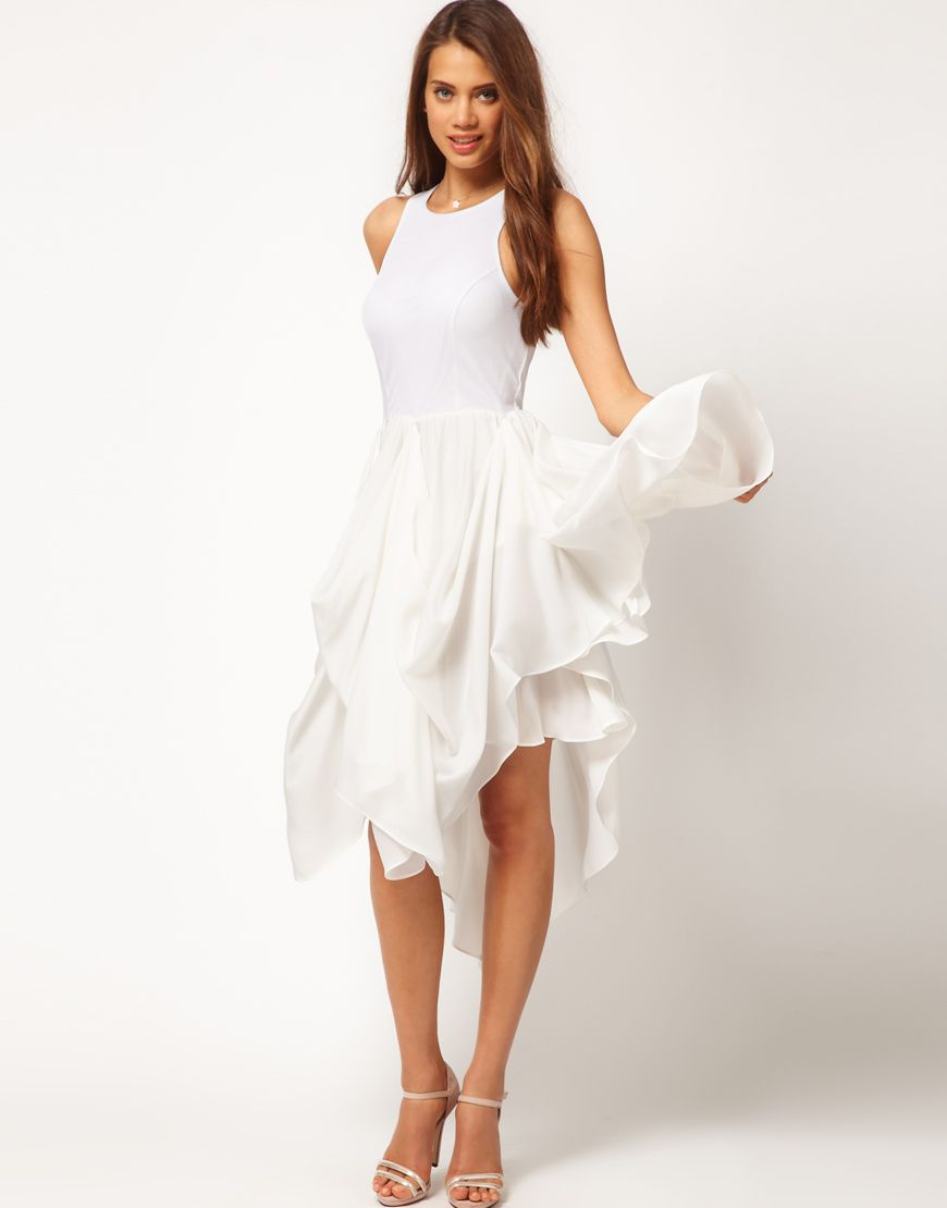 white-summer-dresses-popular | White Summer Dress | Pinterest ...