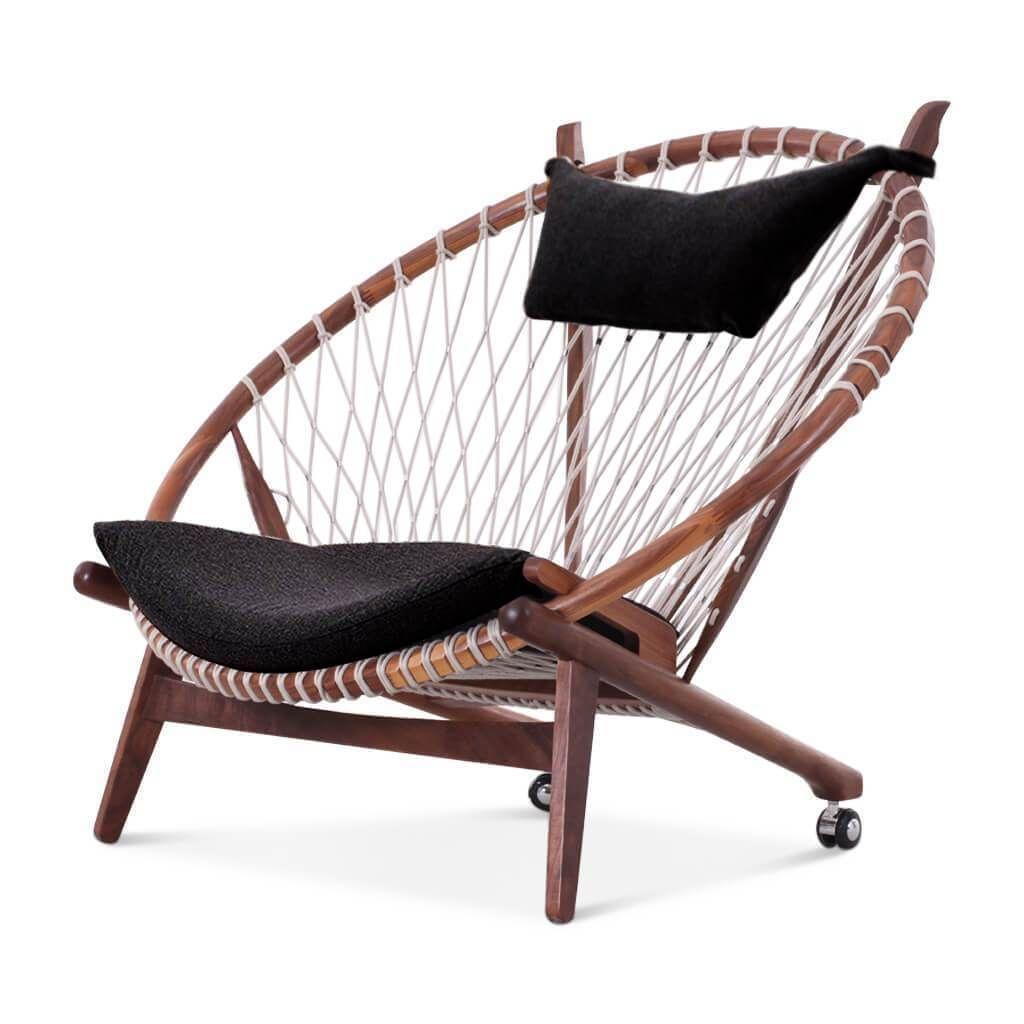 Hans Wegner Circle Chair Circle chair, Wegner, Chair