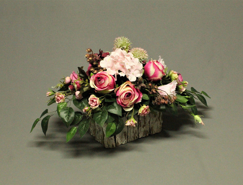 Dekoracja Nagrobna Kwiaty Sztuczne Dekoracja Na Pomnik Stroik Na Grob Dekoracje Cmentarne Sw Cemetery Decorations Artificial Flowers Cemetery Flowers
